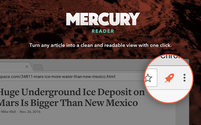 Alternatives To Mercury Reader